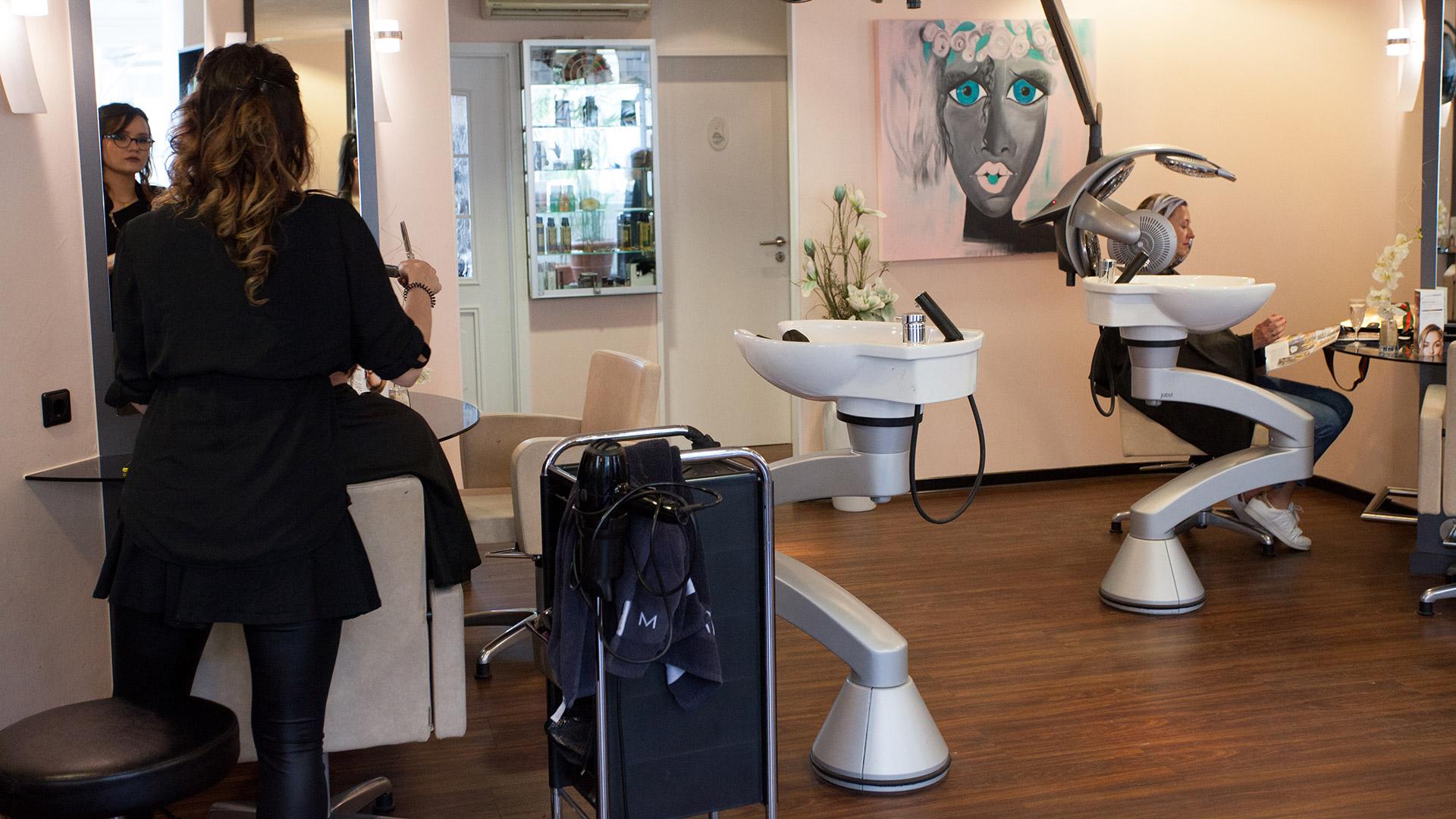 Salon HaarZeit Wedel